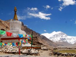 Tibet Central et Camp de Base de l'Everest
